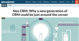 Why a new generation of CRM could be around the corner?